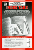 NFPA 70 National Electrical Code 2014 Tabs
