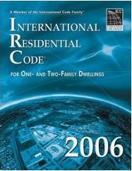 2006 International Residential Code for One- and Two-Family Dwellings