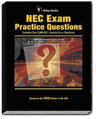 NEC Exam Practice Questions Textbook 2005