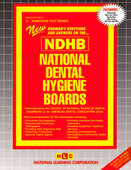 National Dental Hygiene Boards(Ships direct from PASSBOOKS via USPS)