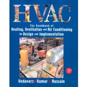 HVAC Handbook of Heating, Ventilation, and Air Conditioning for Design & Implementation