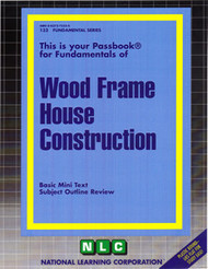 Woodframe House Construction(Ships direct from Pasbooks via USPS)