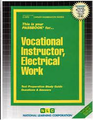 Vocational Instructor, Electrical Work