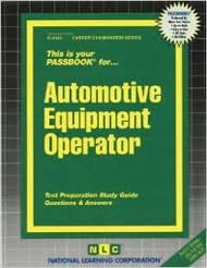 Automotive Equipment Operator
