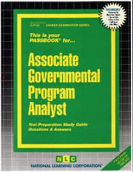 Associate Governmental Program Analyst