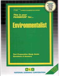 Environmentalist(Ships direct from PASSBOOKS via USPS)