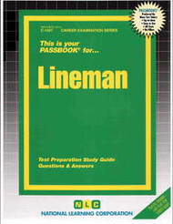 Lineman(Ships direct from PASSBOOKS via USPS)
