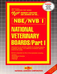 National Veterinary Boards-Part I(Ships direct from PASSBOOKS via USPS)