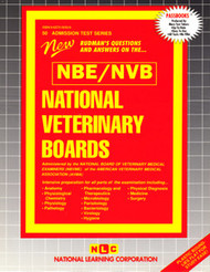 National Veterinary Boards-Vol 1(Ships direct from PASSBOOKS via USPS)