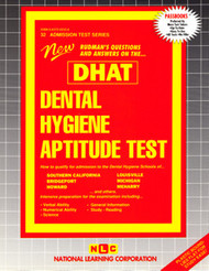 Dental Hygiene Aptitude Test(Ships direct from PASSBOOKS via USPS)
