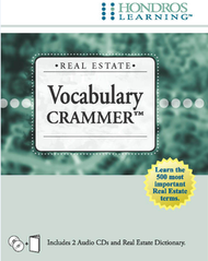Real Estate Vocabulary Crammer CD