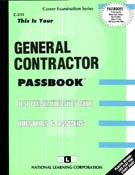 General Contractor (Ships direct from PASSBOOKS via USPS)