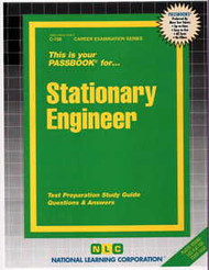 Stationary Engineer(Ships direct from PASSBOOKS via USPS)