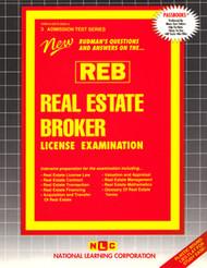 Real Estate Broker(Ships direct from PASSBOOKS via USPS)