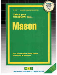 Mason(Ships direct from PASSBOOKS via USPS)