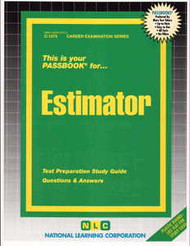 Estimator(Ships direct from PASSBOOKS via USPS)