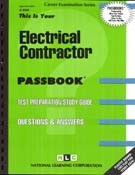 Electrical Contractor(Ships direct from PASSBOOKS via USPS)