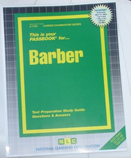 BARBER(Ships direct from PASSBOOKS via USPS)
