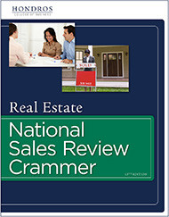 Real Estate National Sales Review Crammer (13th Edition)