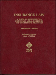 Insurance Law: A Guide to Fundamental Principles