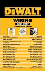 DEWALT® Wiring Quick Check