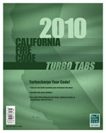 2010 California Fire Turbo Tabs