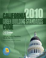 2010 California Green Building Standards Code, Title 24 Part 11 (CALGreen)