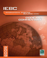 2009 International Existing Building Code Commentary