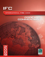 2009 International Fire Code Commentary
