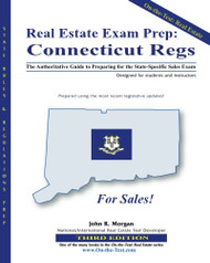Real Estate Exam Prep: Connecticut Regs for Sales