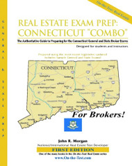 "Real Estate Exam Prep: Connecticut ""Combo"" for Broker"