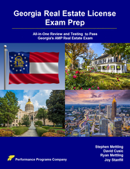 Georgia Real Estate License Exam Prep- PDF