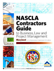 Maryland Home Improvement Commission 6th Edition - Business and Project Management for Contractors