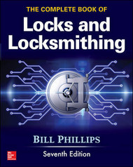 Complete Book of Locks and Locksmithing - Seventh Edition