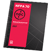 NFPA 70 National Electrical Code (NEC) 2017