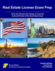 Real Estate License Exam Prep (2nd Edition) - PDF