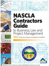 OHIO-NASCLA Contractors Guide to Business, Law and Project Management, Ohio 2nd Edition