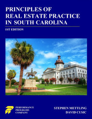Principles of Real Estate Practice in South Carolina (1st Edition)