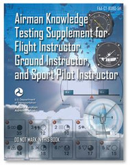 Flight, Ground and Sport Instructor (CT-8080-5H)