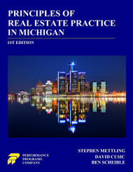 Principles of Real Estate Practice in Michigan - PDF