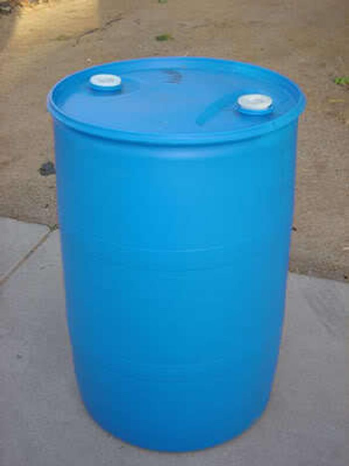 Golden Jojoba Oil in 55 gallon drum