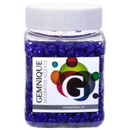 Mini Glass Gems - Sapphire Blue Opaque (48 oz.)