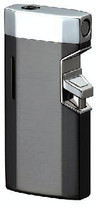 Sarome BM5 Jet Flame Lighter - Black Nickel