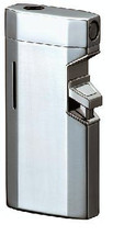 Sarome BM5 Jet Flame Lighter - Silver