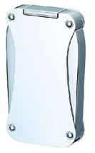 Sarome BM6 Jet Lighter - Silver