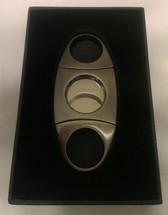 Regal Metal Cigar Cutter - Chrome