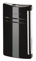 S.T. Dupont MaxiJet Lighter - Black as Night