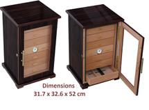 7 Drawer Cigar Cabinet -