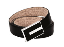 """S.T Dupont Line D """"Heritage"""" Box Noir belt"""