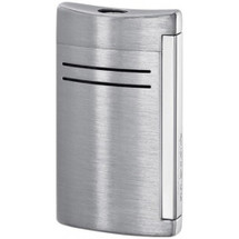 S.T. Dupont MaxiJet Lighter - Brushed
